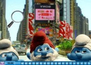 Hidden numbers the Smurfs Hupik�k T�rpik�k j�t�kok